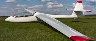 Glider ride