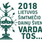 Lithuanias centenary song celebration - in the name of...