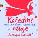 The christmas charity fair - For safe Lithuania