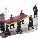 The day of the flag of lithuania